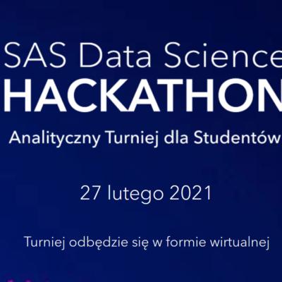 SAS Data Science Hackathon